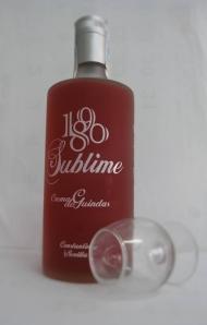 Crema de Guindas 1890 Sublime 70 cl.