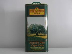 Aceite de Oliva Virgen Extra 5 L. (Lata)