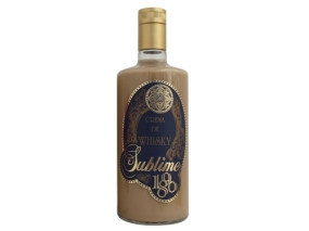 CREMA DE WHISKY 1890 SUBLIME 70 CL